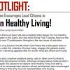 Speak Out on Healthy Living!