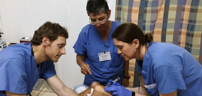 CMEs offered at Honduras mission helping Prolotherapy gain wider acceptance