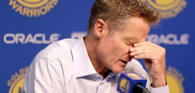 Surgery or rehab? NBA head coach Steve Kerr among many facing difficult choices for chronic back pain