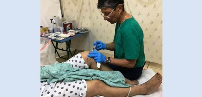 Thousands benefit from Prolotherapy, varicose vein treatments during 49th annual Honduras mission trip