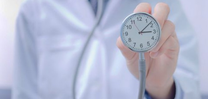 Making time for patients becoming an endangered habit